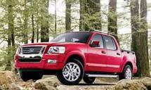 2007 Ford Explorer Sport Trac Ltd. 4X4 (633)