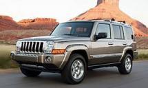2006 Jeep Commander 4X4 (594)
