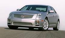 2007 Cadillac STS-V (649)