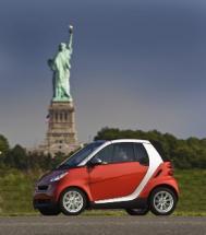 2008 Smart Car fortwo Cabriolet