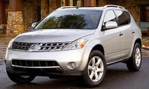 2007 Nissan Murano SE AWD SUV (680)