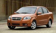 2008 Chevrolet Aveo LT 4-Door Sedan (696)