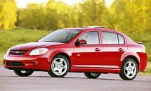 2009 Chevrolet Cobalt SS Turbo Sedan (727)