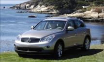 2009 Infiniti EX35 AWD Journey (729)