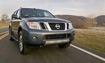 2009 Nissan Pathfinder SE 4X4 SUV (734)