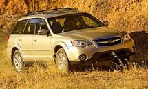 2009 Subaru Outback 2.5i Limited (739)
