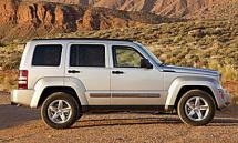 2009 Jeep Liberty Limited 4X4 SUV (797)