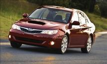 2009 Subaru Impreza 2.5i Premium 4-door. (774)