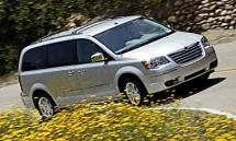 2009 Chrysler Town & Country Touring (779)