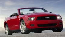 2010 Ford Mustang GT Premium Convertible (801)