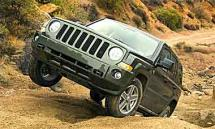 2010 Jeep Patriot Limited 4X4 (752)