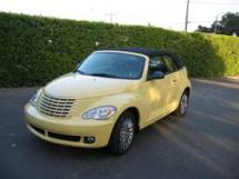 2007 Chrysler PT Cruiser GT Convertible (652)