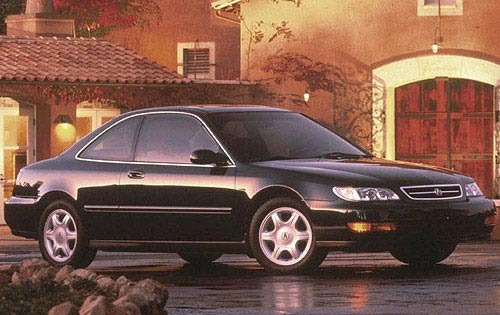 1997 Acura 2.2CL 2-Door Premium (91)
