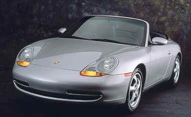 1999 Porsche Cabriolet Carrera C4 (2PCP)