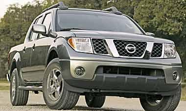 2008 Nissan Frontier 4X2 Nismo (695)