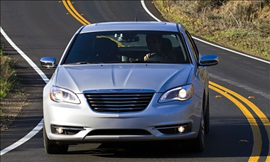2011 Chrysler 200 Limited Convertible (876)
