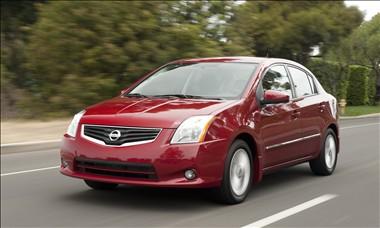 2012 Nissan Sentra 2.0 SR (897)