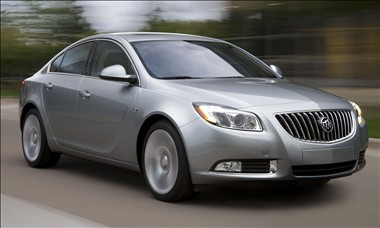 2012 Buick Regal GS (910)