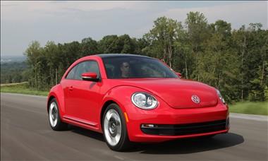 2012 Volkswagen Beetle 2.5 L (911)