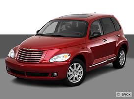 2010 Chrysler PT Cruiser Classic (826)