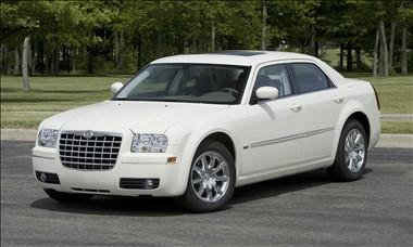 2010 Chrysler 300C HEMI RWD (823)