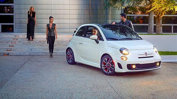 2014 Fiat 500 C Abarth Cabrio GQ Edition (1048)